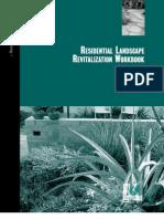 Arizona; Residential Landscape Revitalization Workbook - City of Scottsdale