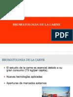 Bromatologia de La Carne
