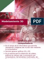 Modelamiento 3D
