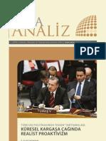 SETA Türk Dış Politikası Eksen Kayması