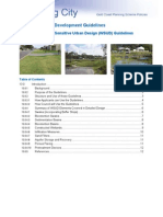 Australia; Water Sensitive Urban Design Guidelines - Gold Coast