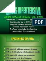 Crisis Hipertensiva Nueva Charla