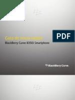 Guia Rapida Inicio Blackberry 8350i