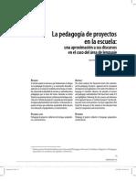 Pedagoga Proyectos (Garca Vera)
