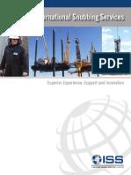 International Snubbing Services Brochure Es