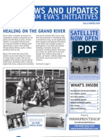 2009 Newsletter Fall