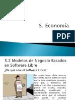 Economia Software Libre