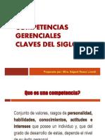 Competencias Gerenciales Claves Del Siglo XXI