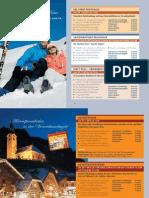 Hotel Großarl Tauernhof Salzburg Skipauschalen Pauschalangebote inkl. Skipass 2009
