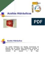 Aceites Hidraulicos