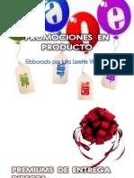 Promociones en Producto