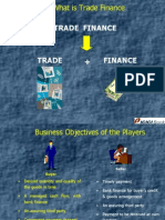 Basic Concepts of Trade Finance