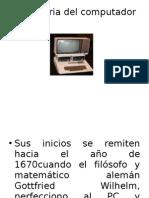 Carlos Andres Historia de Los Com Put a Adores