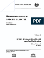 UN; Urban Drainage In Specific Climates
