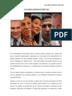 Elecciones Generales Peru 2011