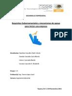 unidad 5 desarrollo empresarial