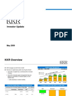 KKR Investor Update