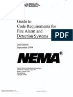 NEMA GUIDE CODE Fire Alarm & Detection System