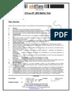askiitians_Maths_Test208