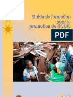 Switzerland; Guide de formation pour la promotion de SODIS