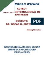 Gestion Internacional de Empresas