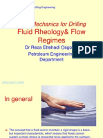 Fluid Mechanics for Drilling