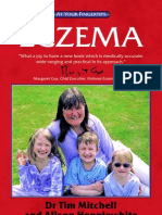 Eczema - The at Your Fingertips Guide - T. Mitchell a. Hepp