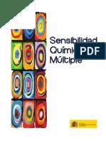 DOCUMENTO SOBRE SENSIBILIDAD QUÍMICA MÚLTIPLE, del Ministerio de Sanidad de España (132 págs. 2011)