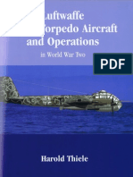 Luftwaffe Aerial Torpedo Aircraft and Operations in World War II