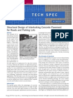 Interlock Pavement Design Guide
