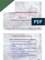 5 Focal Mechanism