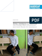 Victim Assistance in Cambodja