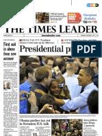 Times Leader 12-01-2011