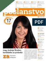 Zaresnik Ribnica - volitve 2011