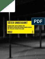 Amnesty International Polizeibericht Internet