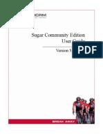 Sugar Community Edition UserGuide 5.1Beta