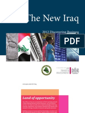 The New Iraq 2012 Limited Liability Company Coalition Provisional Authority
