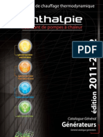 Catalogue Enthalpie 2011