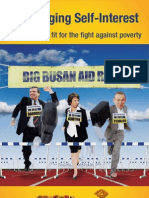 Informe AidWatch. Challenging Interest. Getting EU Aid Fit for the Fight Against Poverty. 2011