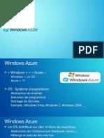 Introduction Windows Azure