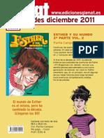 Novedades Glénat diciembre 2011