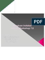 Panduan Instalasi Adobe Photoshop