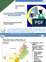 Sindh Cities Improvement Program