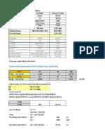 Motor Specification Between 60 Hz and 50 Hz