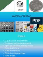 Pilhas de botão