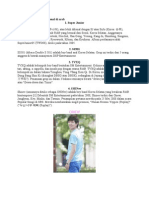 12 Boyband Korea Yg Terkenal Di Arab