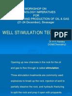 Well Stimulation Tech