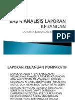 Alk Bab 4 Laporan Keuangan Komparatif
