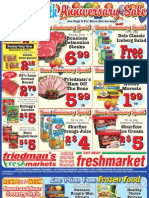 Friedman's Freshmarkets - Weekly Ad - December 1 - 6, 2011