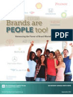RCG White Paper - Brands Are People Too